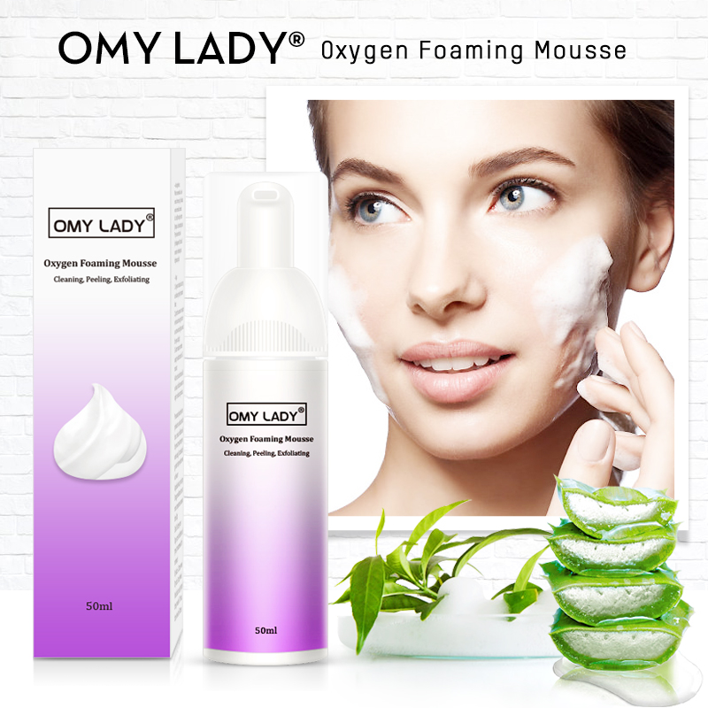 Oxygen Foaming Mousse 3