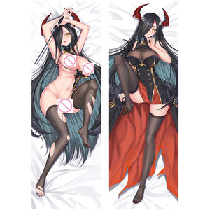 Anime Game Azur Lane pillow Covers Azur Lane Dakimakura case Sexy girls 3D Double-sided Bedding Hugging Body pillowcase AL021b(China)