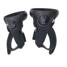 VR Controller Hülse Fall für OCULUS Quest/ Rift S VR Touch Controller Haut Grip Griff Pad Stoßfest Zubehör