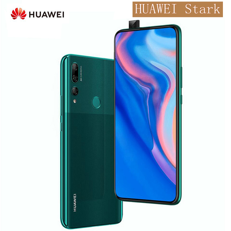 Prévente Original HUAWEI Y9 Prime téléphone portable 4G RAM 128GB ROM Kirin710 Smartphone 6.59 pouces écran téléphone portable support Google Pay
