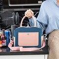 Вместительная сумка для обеда, Женская Термосумка для пикника, водонепроницаемая сумка для еды, сумка для хранения еды, аксессуары