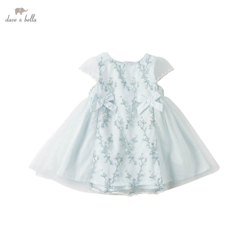db18082 vestido infantil de verao vestido longo 01