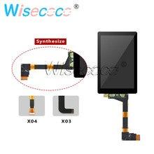 Écran LCD 5.5 pouces 2K LS055R1SX04 pour imprimante 3D Elegoo / Photon