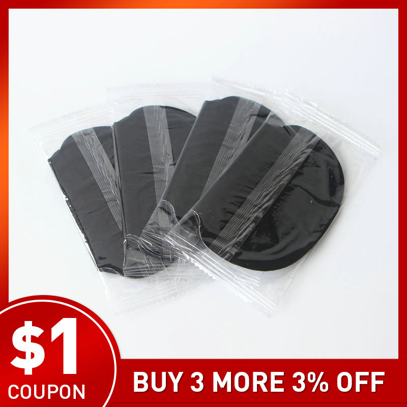 50Pcs Black Disposable Underarm Shirt Antiperspirant Protection From Sweat Pads Deodorant Armpit Absorbent Pad New Colors