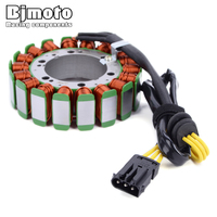 BJMOTO Motorcycle Generator Ignition Engine Stator Magneto Coil For BMW F650GS F 650 GS F700GS F800R F800S F800GS F800ST F800GT