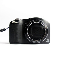 USED Nikon COOLPIX L610 Digital Camera WITH 14X optical zoom