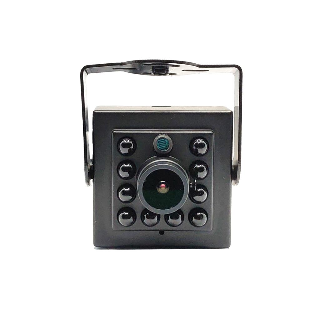 Купить с кэшбэком HD 5MP IP camera SONY335 Mini IP POE Camera ONVIF P2P Security Night Vision Network mini Camera small Surveillance video Camera