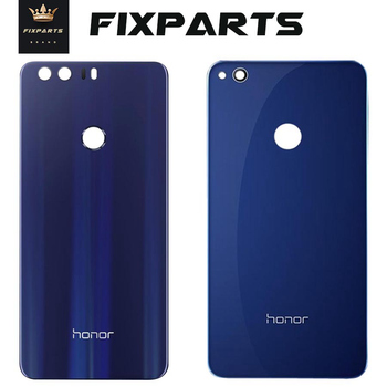 Huawei Honor 8 Lite Back Glass Battery Cover For Huawei Honor 8 Lite Back Glass Cover Honor8 Lite Rear Door Housing Case Panel back glass for huawei honor 8 glass back cover housing battery cover case for honor8 back glass replacement parts