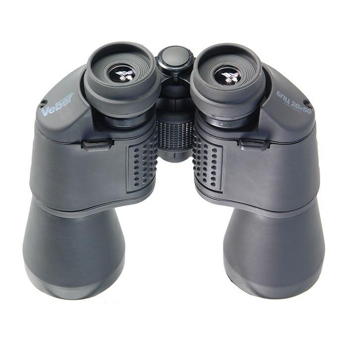 Jumelles Veber Classic BPC 20x50 VR, gris
