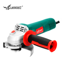 Electric Angle Grinder 750W 1050W 125mm Disc Side Toolless Guard for Cutting Grinding Metal or Stone Works