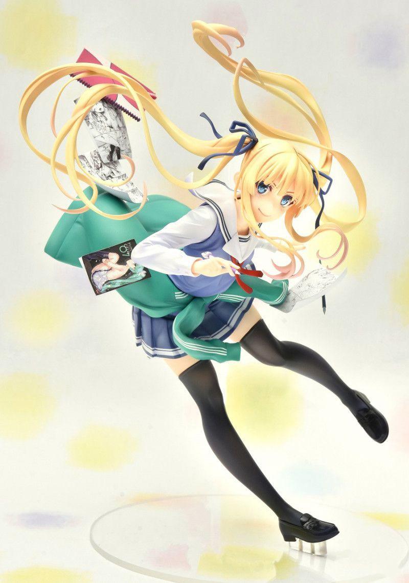 20cm Sawamura Spencer Eriri Misaki Kurehito Sexy Girls Action Figure Japanese Anime PVC Adult Action Figures Toy Anime