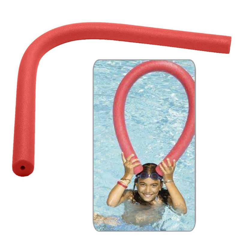 Child Adult Flexible Learn Swimming Pool Noodle Water Float Floating Aid