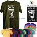 Зверь режим Ape футболка S-XXL