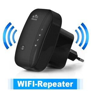 Image 1 - を imice リピータ無線 lan エクステンダー wi fi のアンプワイヤレス 300 メートル 802.11n グラム b 信号範囲ブースター reapeter wi fi アクセスポイント soho