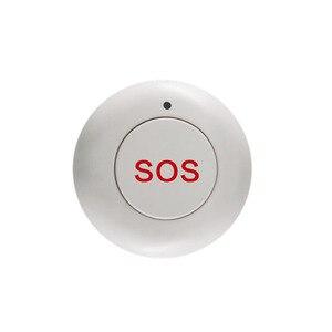 Image 2 - אלחוטי SOS כפתור חירום כפתור לעזרה Gsm מערכת אזעקת SOS כפתור עבור חירום