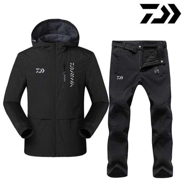 Winter Fishing Clothing Sets - Fishing A-Z