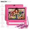 Dragon Touch KidzPad Y88X 10 Kids Tablets 10.1 inch Android 9.0 2GB+32GB Tablet for Children Kid Wifi IPS hd Quad Core Tablet PC