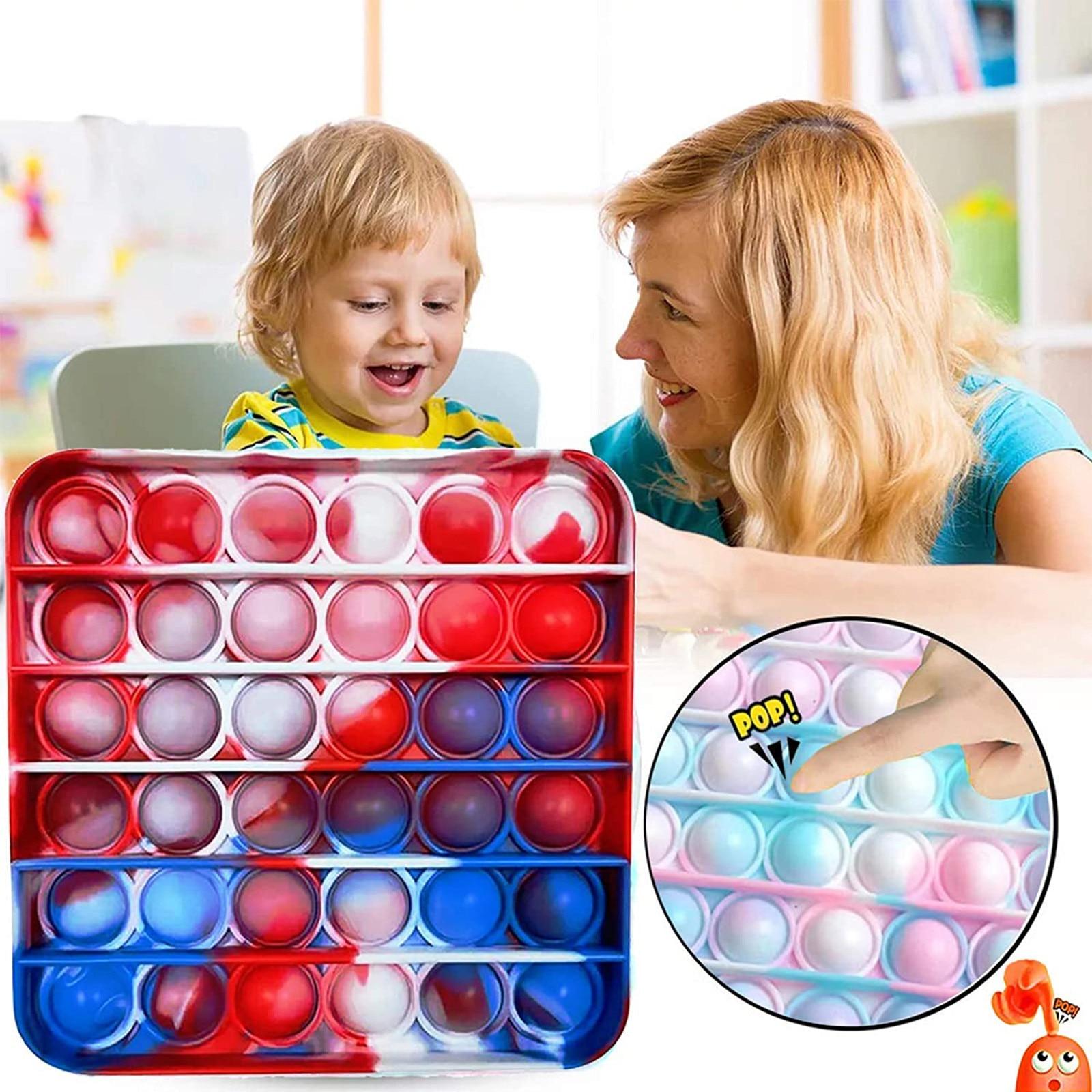 Комплект из трех предметов надувные игрушки Fidget игрушка Комплект из 3-х предметов из декомпрессии сенсорные игрушки для детей и детские игр...
