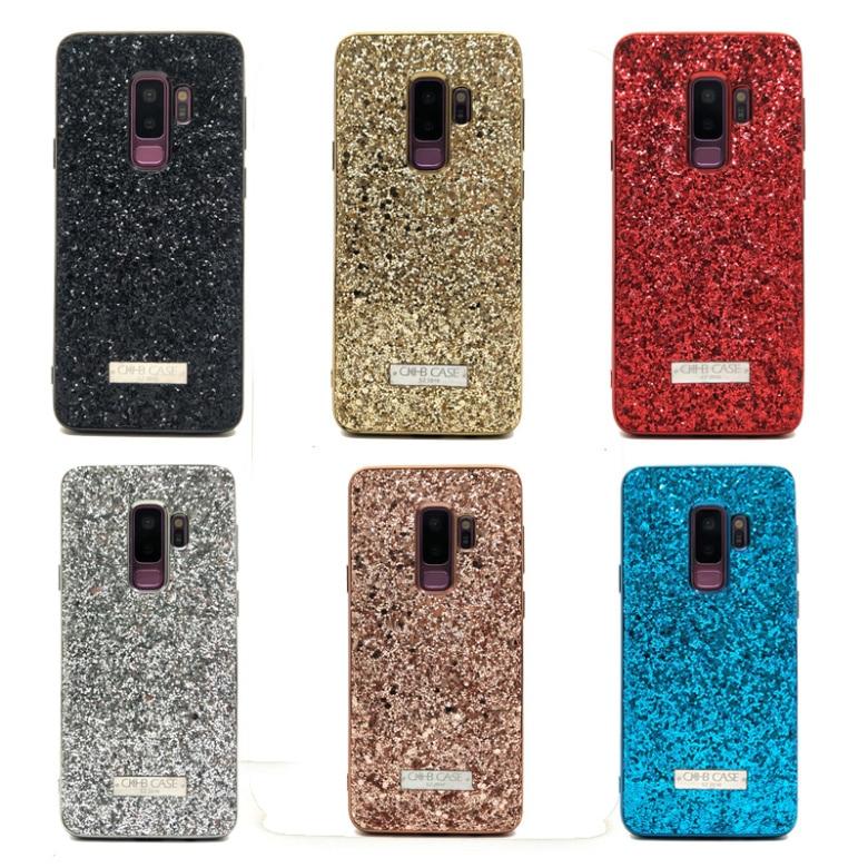 Hurtownie 10 sztuk/partia kobiety telefon Glitter Case dla samsung galaxy note 9 note8 S9 Plus powrót pokrywy skrzynka pełna ochrona matowe etui w Dopasowane obudowy od Telefony komórkowe i telekomunikacja na AliExpress - 11.11_Double 11Singles' Day 1