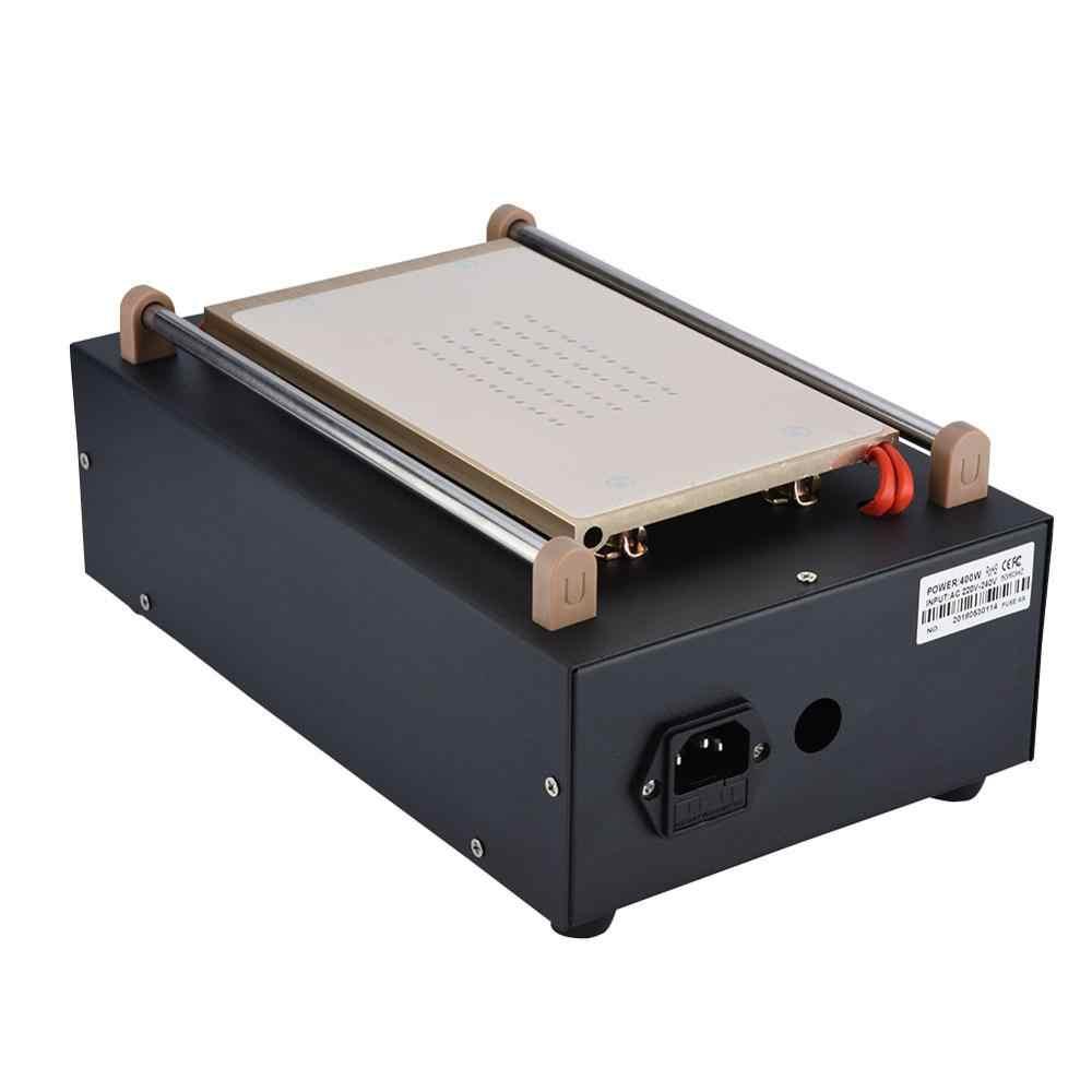 Profesional 400W 7in LCD Layar Sentuh Vakum Mesin Pemisah untuk Ponsel Separator Alat Alat Mesin