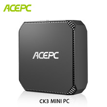 Mini PC CK3 I7 4500U I5 4200U Win10 Linux 3 Display Port PC Desktop Komputer 3.0 GHz Win7 WIFI HDMI DP VGA 4K NVME HTPC Kantor(China)