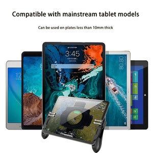 Image 5 - Controller PUBG ipad a sei dita Pubg Mobile Trigger Gamepad Grip L1R1 pulsante di mira a fuoco Joystick per Tablet ipad maniglia di gioco FPS