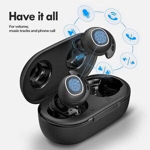 Image 5 - Mpow M30 אלחוטי אוזניות TWS Bluetooth 5.0 אוזניות מגע בקרת אוזניות עם IPX8 עמיד למים עבור iPhone Xiaomi Mi 10 פרו
