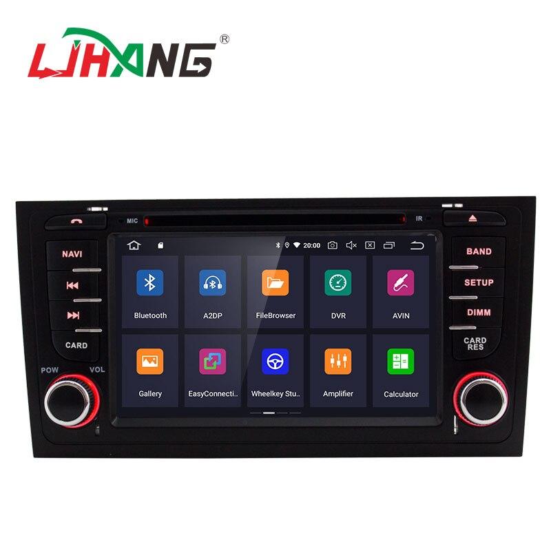 RS6 Dalasi LJHANG นำทางมัลติมีเดียรถวิทยุอัตโนมัติ