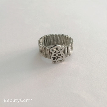 bear ring stainless steel bear rings trendy sharp ring for best gift free ship many can select  top high quality hot sell 1