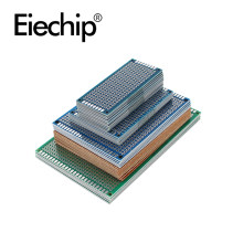 Placa Protótipo PCB Placa De Cobre DIY Prototipagem placa de Circuito Impresso Dupla Face 3x7 5x7x9 8x12 7 Universal Protoboard Único Lado