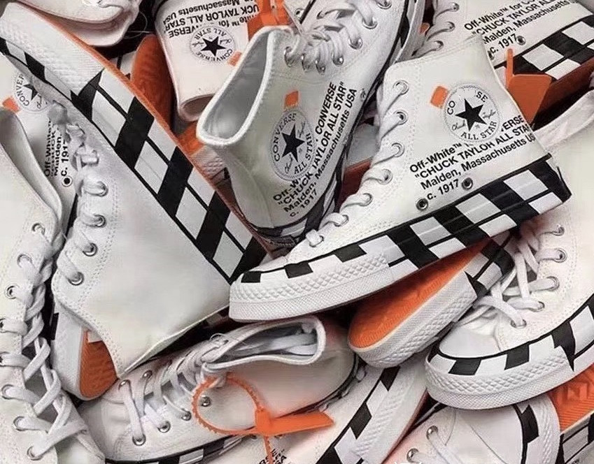2020 Newest Off W White Design 1970S OW 2.0 Youth High Top Men/Women Casual Sneakers Canvas Shoes