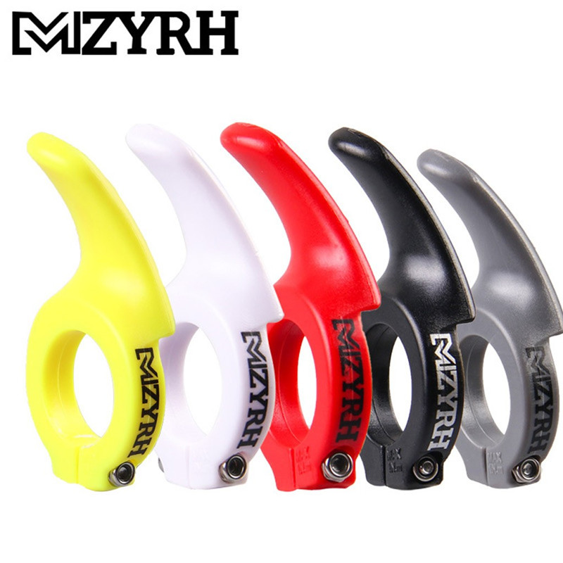 Bicycle Thumb Grip Handlebars Thumbgrips BicycleRest Grip Rubber tip for comfort and shock absorption