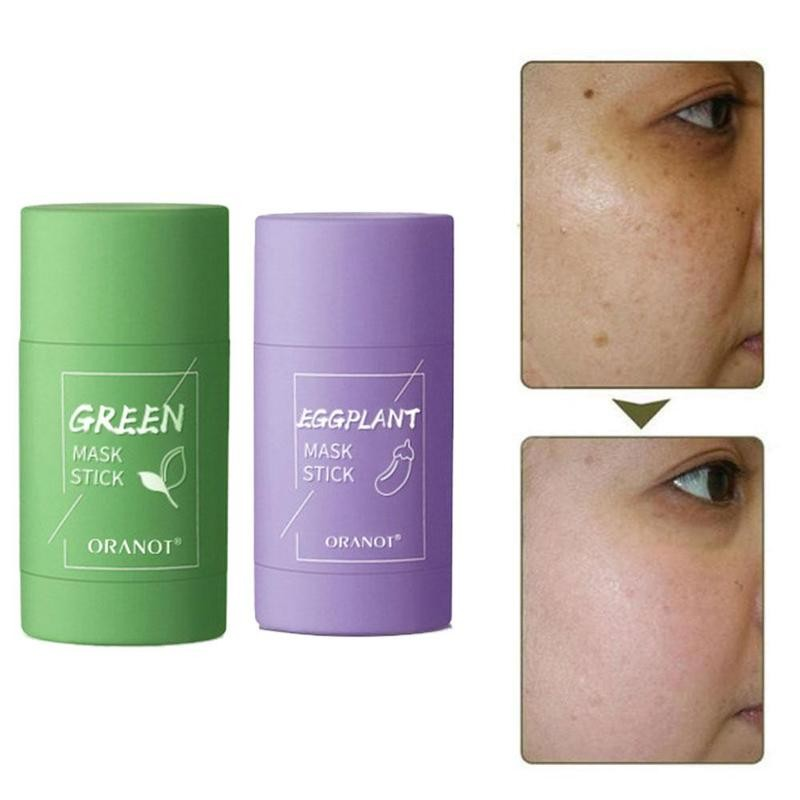 Green Tea Mask Stick Cleansing Face Mask 3