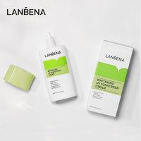 LANBENA Green Whitening Uv Sunscreen Cream Face Sunblock Body Sun Protection Solar Lotion SPF50+ Moisturizing Daily Care 40ml 4