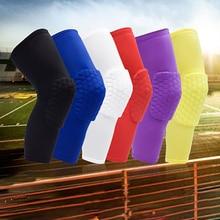 цены Sport safety knee pads volleyball basketball kneepad sport protector  outdoor climbing kneepad