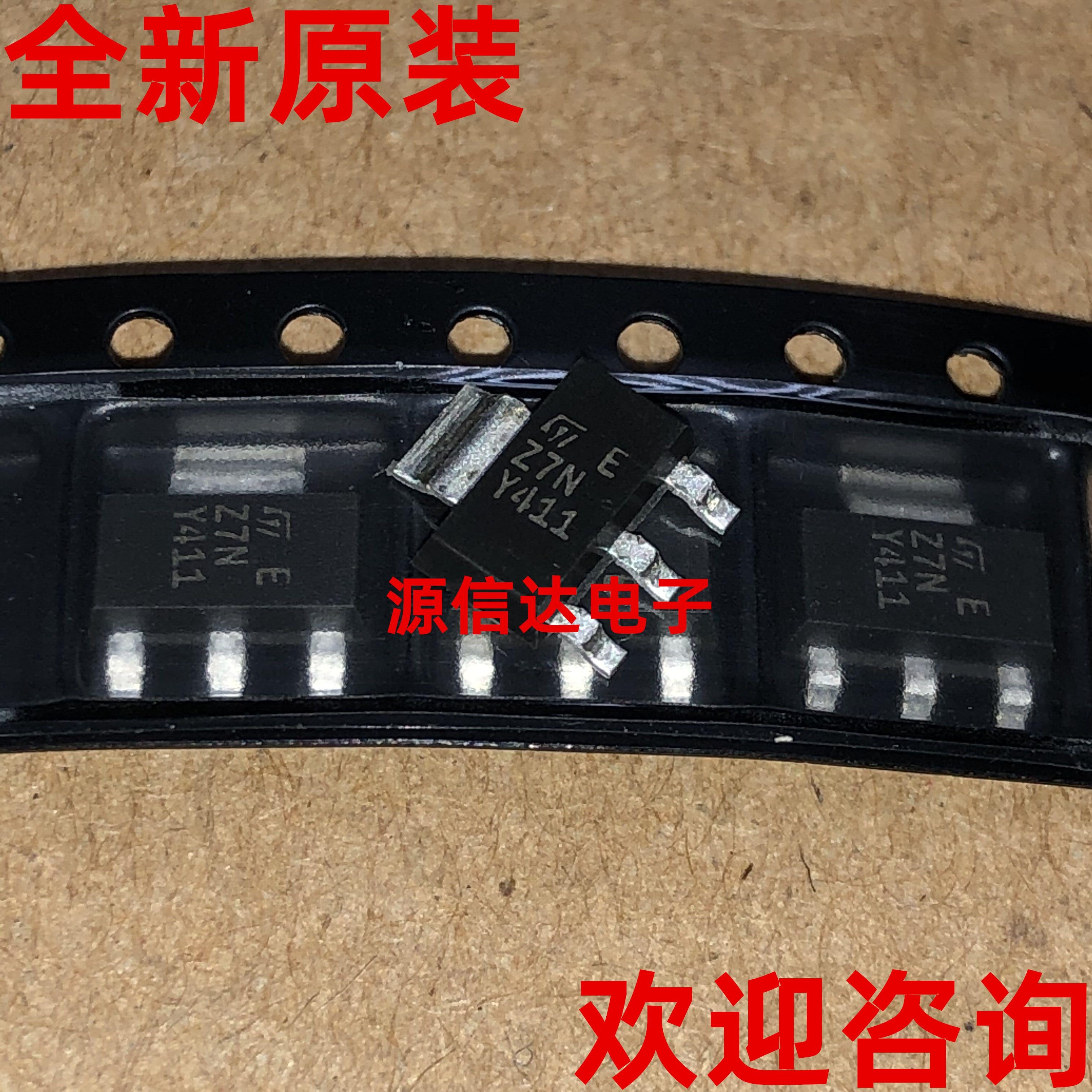 Charitable Brand New Imported Z0107nn 5aa4 Silk Screen Printing: Z7n 1a / 800v Bidirectional Thyristor Original Stock Lovely Luster