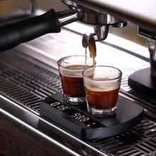 Felicita Arco café escala com Bluetooth máquina de café expresso máquina de Café Por Gotejamento Eletrônico Escala balança digital com Temporizador