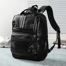 Women & Men Unisex Backpack Casual Fashion PU Leather Bag College Bags School Vintage