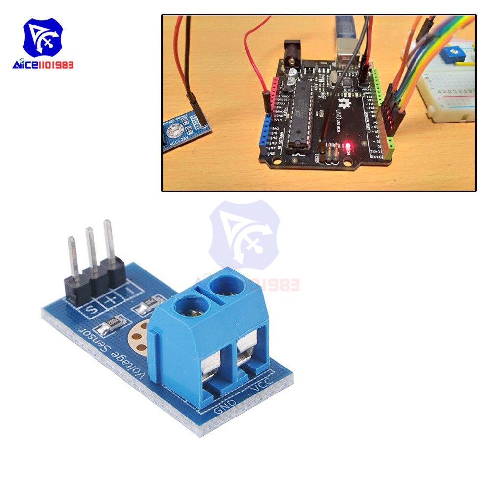 Voltage Detector Sensor Module for  PI Robot Hobby Electronics