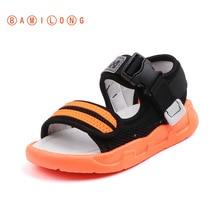 Children Sandals Outdoor-Shoes Toddler Baby-Girls Boys Kids Fashion Summer New Lightweight