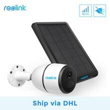 [Отправка через телефон] камера Reolink 4G LTE GO 1080p работает с SIM картой защищенная от атмосферных воздействий ip камера с аккумулятором