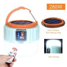 Светильник лампа для кемпинга с зарядкой от usb уличная портативные
