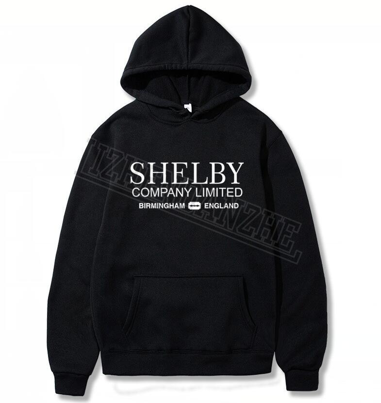 Shelby Company Limited Inspired By Peaky Blinders Printed Hoodies  Top Humor Men And Women Sweatshirt Hoody Tops  084