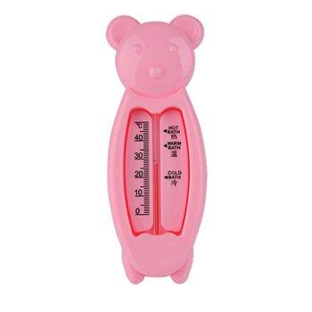 Termometry do wody dla dzieci zabawki inteligentny kształt niedźwiedzia kąpiel dla dzieci zabawki dla dzieci dzieci dokładny termometr do kąpieli termometry do kąpieli tanie i dobre opinie Other CN (pochodzenie)