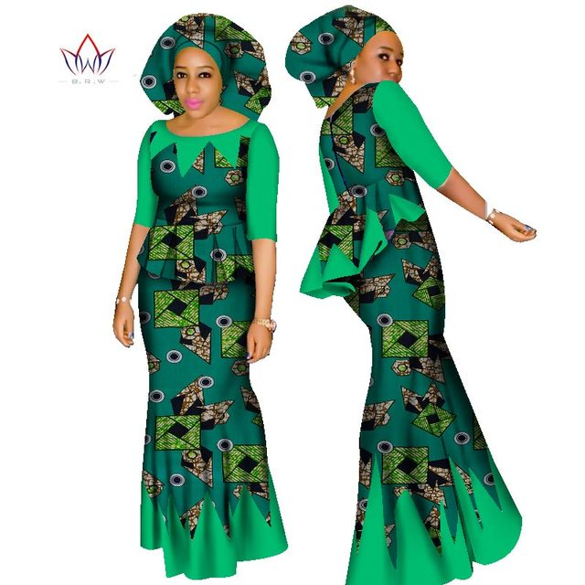 Ensemble Jupe Africaine Dashiki Pour Femme Ensemble Haut Court Et Jupe Echarpe De Tete Couture Bonne Wy1437 Aliexpress