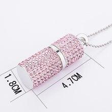 Clé Usb classique et populaire en cristal diamant de 128 go, support à mémoire de 4 go 8 go 16 go 32 go 64 go