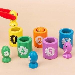 Детские деревянные игрушки, магнитные рыболовные насекомые для ловли детей, обучающие игры для родителей и детей, подарки для мальчиков и д...