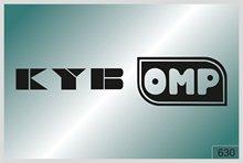 Pour KYB OMP -2 pièces. Autocollants de haute qualité, différentes couleurs, 630