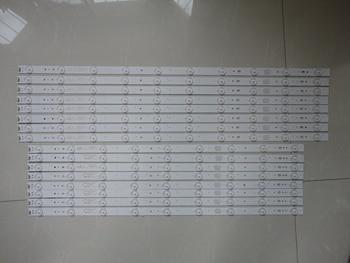 1set=16pcs LED Light Bar LED65D9-03(A)  LED65D10-03(A)  For U65H3 65A5M LS65AL88K81 LS65AL88U51A  30365009205 30365010206