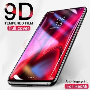 Image 5 - Verre de protection 9D sur le pour Xiaomi redmi note 7 6 5 8 PRO protecteur décran pour redmi 6 PRO 6A verre trempé sur redmi K20 PRO